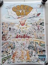 Green Day - dookie - Poster (1994) UK - noch in der Folie !!