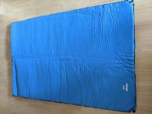 VANGO COMFORT 10cm Self-inflating double mattress
