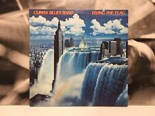 CLIMAX BLUES BAND - FLYING THE FLAG LP EX/VG GERMANY 1980 WARNER WB 56 871