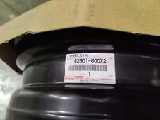 Genuine Oem Toyota 42601 60072 Steel Front Wheel 73 84 Land Cruiser 79 82 Pickup