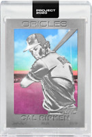 Topps Project 2020 #92 Cal Ripken Jr. 1982 Topps #98T by Don C (In Stock)
