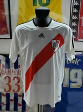 maillot jersey camiseta maglia shirt argentine river plate 2006 2007 06/07 L