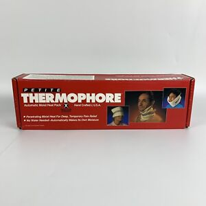 """Battle Creek Thermophore Pad Moist Heat Therapy (Model 77) 4"""" x 17"""" NEW in Box"""