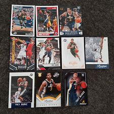 Trey Burke - 10x all different card LOT - Panini - Wizards Jazz ROOKIES