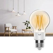 Smart LED Retro Filament Light E27 6W 2700K Bulb for Apple Homekit APP Control