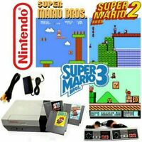 Nintendo Entertainment System NES System with Mario 1 2 3  REFURBISHED!!!