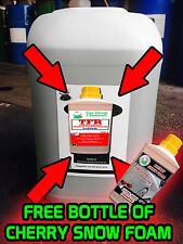 CAUSTIC TRAFFIC FILM REMOVER TFR CAR TRUCK WASH  500ml make 25L drum not include