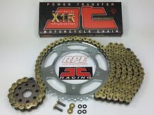 Honda CBR600RR  2003-06 JT Gold Quick Acceleration Chain and Sprocket Kit