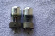 Pair of 7Y4 Vacuum Tubes