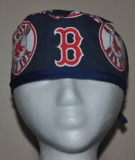 Men's MLB Boston Red Sox Scrub Cap/Hat - One Size Fits Most