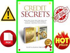 💥 Credit Secrets Book Scott And Allison Hilton Fix Credit Repair 💥✅ {P.D.F} ✅