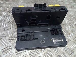 MERCEDES VITO 39  FUSE BOX  SAM MODULE 6395450301
