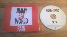 CD Punk Jimmy Eat World - Pain (1 Song) Promo INTERSCOPE sc
