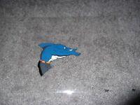 Vintage Street Sharks Cartoon Animation Cel 7 Ripster