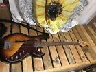 Line 6 Variax 700 Electric Bass Guitar Sunburst NICE for sale