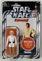 Hasbro Kenner Star Wars Retro Collection Luke Skywalker Action - New, 2020, NMC