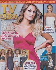 TV Extra Magazine No 100, 2 Nov 2014, Sam Faiers,Little Mix, Mel B,