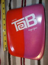 Tab cola tip tray change rare , mint made in montreal coke plastic rubber feet