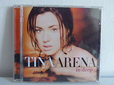 CD ALBUM TINA ARENA In deep COL 4933349