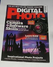 DIGITAL PHOTO NOVEMBER 2006 ISSUE 84 - LEARN NEW CAMERA + SOFTWARE SKILLS