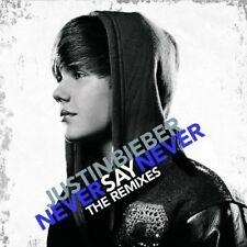 CD de musique pop Justin Bieber sur album