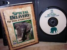 TOLEDO ZOO documentary BABY LOUIE elephant DVD Diane Larson 2003 breeding OHIO