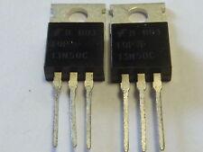 2PCS FQP13N50 13N50 MOSFET N-CH 500V 12.5A TO-220 - BRAND NEW- PACK OF 2