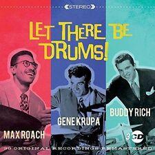 Gene Krupa Jazz Big Band/Swing Vinyl Records