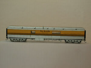 Walthers H0 932-10511 ACF 70' Heavyweight Baggage Car DRGW in OVP