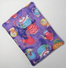 Handmade Kindle Funda/Estuche/Bolsa. se adapta a Kindle 4, Touch, Paperwhite y viaje.