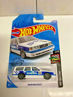2020 Hot Wheels HW Race Day 2/10 Volvo 850 Estate 57/250 NIP