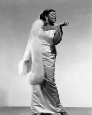 "Reproduction ""Dinah Washington"" Poster, Blues, Wall Art, Vintage Print, Size: A2"