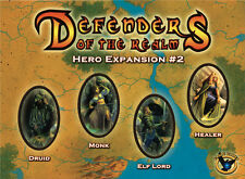 Defenders of the Realm: Hero Expansion #2 (Bagged)