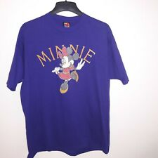 Minnie Mouse Disney Vintage 90s Graphic Tshirt