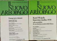 Il nuovo Aeropago - due numeri 1990-1991 - ER