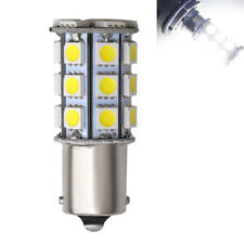 1156 LED Bulb 5050 27 SMD Interior RV Camper White Light Tail Backup Lanp DC12V