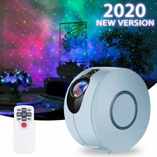 Star Projector, Galaxy Projector with LED Nebula Cloud, Night Light Projector