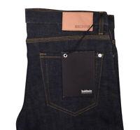 "Baldwin ""The Reed"" NWT Five-Pocket Selvedge Denim Jeans Size 29 in Dark Blue"