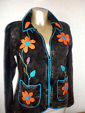 Unbranded Cotton Casual Floral Coats & Jackets for Women