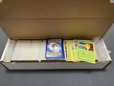 1000 Pokemon Cards Commons & Uncommons NO Energies NO Trainers LOT OF DUPLICATES