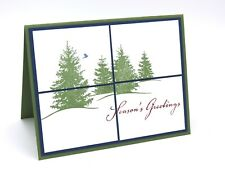 Stampin Up Christmas Card Christmas Cards Combined Shipping