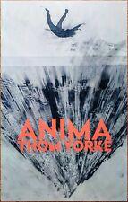 THOM YORKE Amina 2019 Ltd Ed New RARE Tour Poster +FREE Indie Poster! RADIOHEAD
