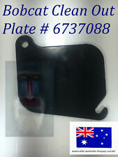 Bobcat Clean Out Plate 6737088