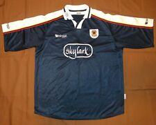 Bradford Bulls / 2001-2002 Away - BLOGGS - VTG MENS rugby Shirt / Jersey. XXL