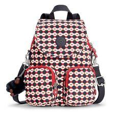 kipling Firefly Up Small Backpack Shape Mix