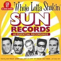 Whole Lotta Shakin' - Sun Records 60 Essential Recordings [CD]