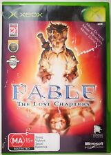 Xbox - Fable: The Lost Chapters. Missing manual. PAL.