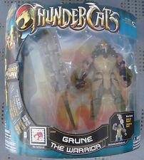 "ThunderCats Grune The Warrior 4"" Deluxe Action Figure Bandai VARIANT ERROR rare"