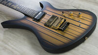 Schecter Synyster Gates Custom-S Solid-Body Electric Guitar Satin Gold Burst