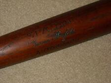Kid Elberfeld Spalding Vintage Baseball Bat New York Highlanders